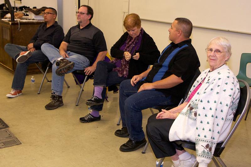 Deaf Panel Spring 2013