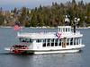Lake Arrowhead tour boat