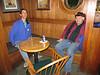 Scott and Jason in the tavern