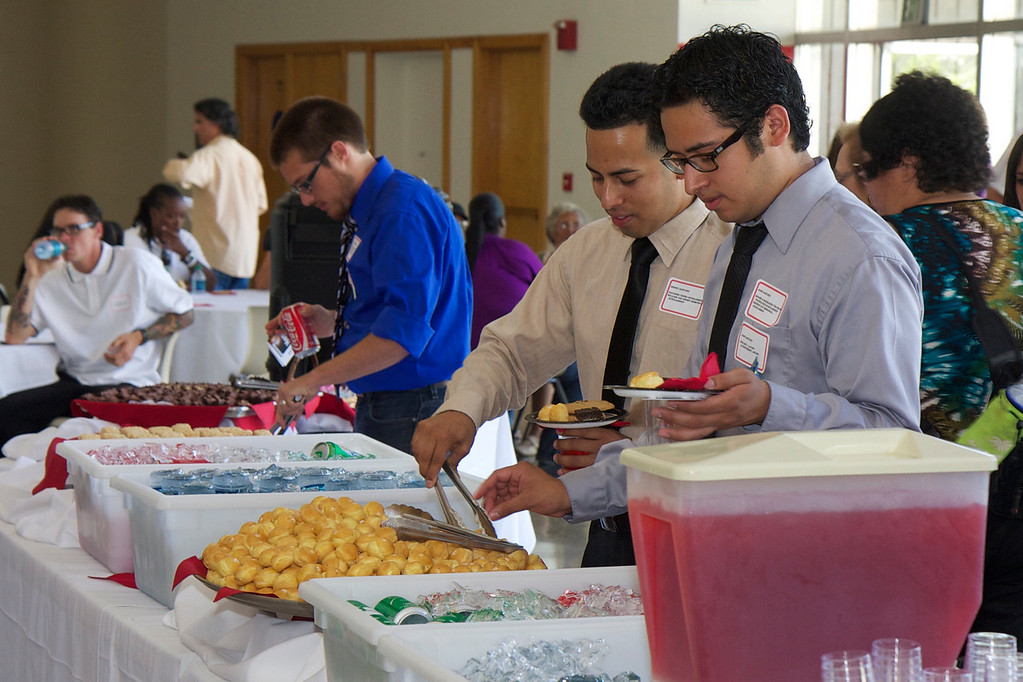 Honors Reception and Commencement 2011