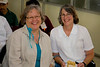 Lynne Krausse (Business) and Andrea Garrison (Biological Science)