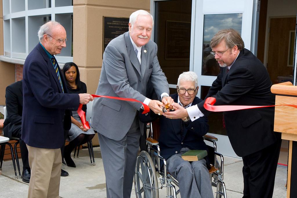 Levan Center Opening
