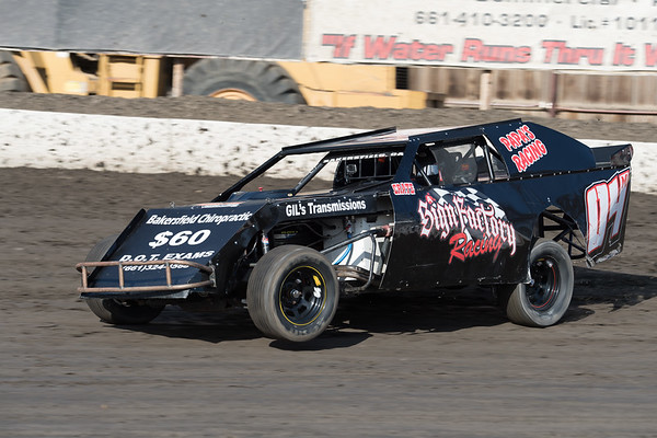Bakersfield Speedway USAC 15April 17