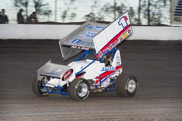 Bakersfield Speedway WOO 24MARCH18