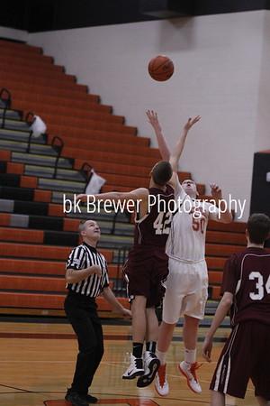 HCHS freshman boys vs  Byron Center