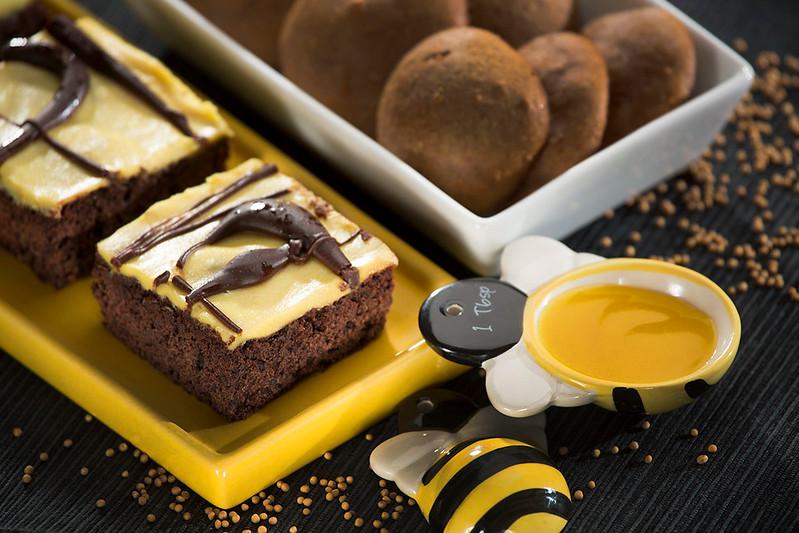 Bumble Bee Brownies