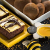Bumble Bee Brownies