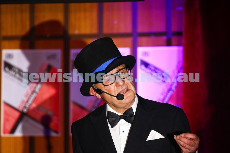 18-6-16. Balaganeyden - a Polish Yiddish Caberet night. Kadimah Hall. Photo : Peter Haskin