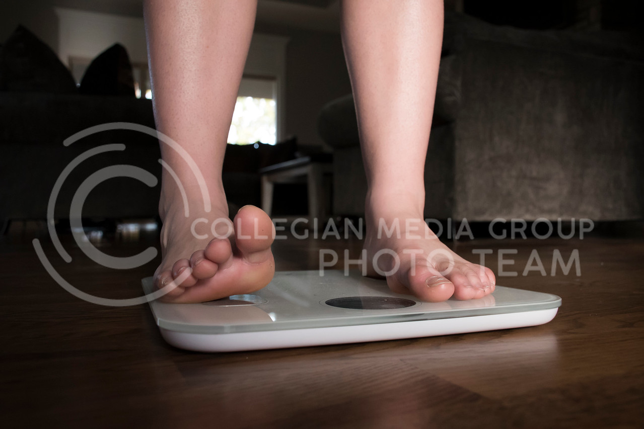 Balencing Weight over the Holidays (Olivia Bergmeier | Collegian Media Group)