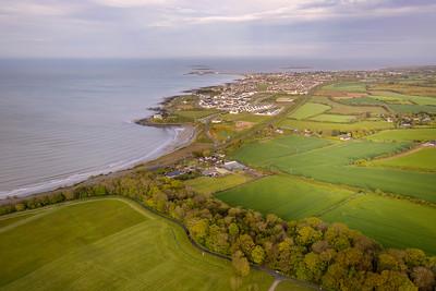 Skerries Coastline , from Ardgillan