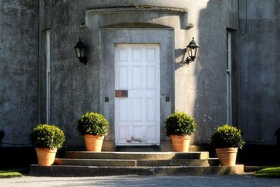 Door to the Past ( Main entrance Ardgillan Castle ) -1L8A9689