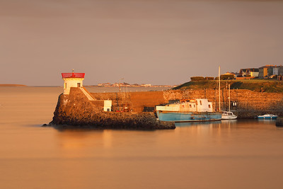 Evening Light at the Harbour-1L8A7963