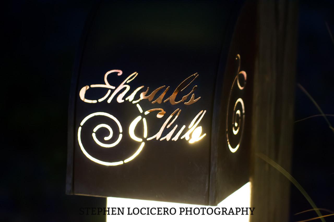 Shoals Club Lights