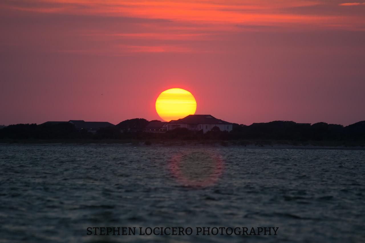 Sunset BHI