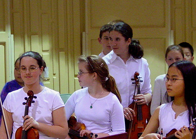 Orchestra - Spring Concert - May2003