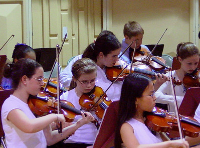 Spring Concert May03-2912 6th grade orchestra