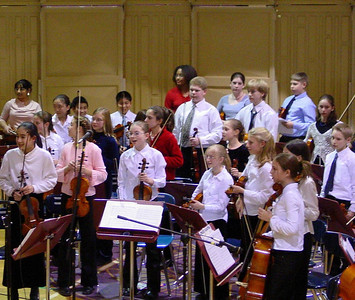 Orchestra - Winter Concert - Jan 2003