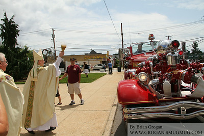 Blessing of the Rigs 7/20/14