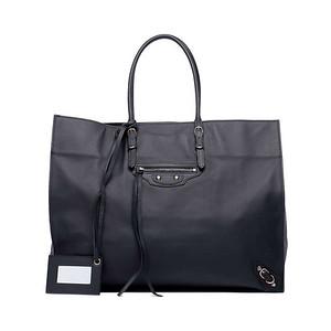 Balenciaga black A4 15 6''  x  12 1''  x  6 2''