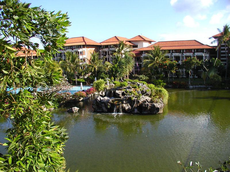 Bali Hilton Lagoon - Bali, Indonesia