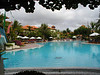 Bali Hilton swimming pool - Bali, Indonesia