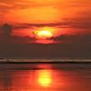Le jour se lève sur Bali