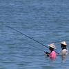 À la pêche