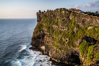 Uluwatu Temple.