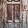 Balinese Wooden Door