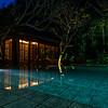 Pool Villa at Mandapa Reserve.