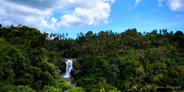 Tegenungan Waterfall 12x24