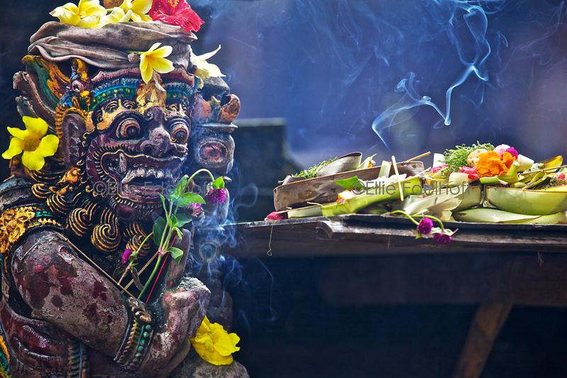 Keeping Vigil - Bali, Indonesia