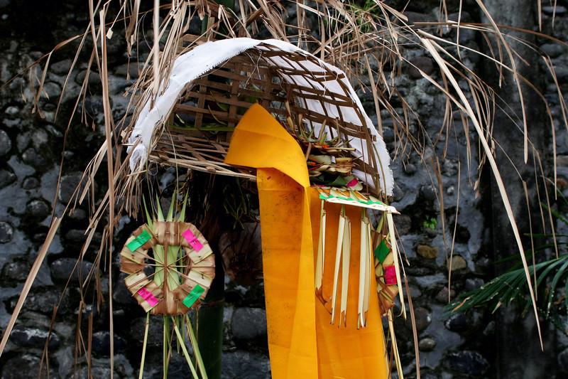 Hindu Offering, Nyepi, Hindu Balinese New Year, Pulukan, Bali