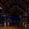 Symmetry at Mandapa Reserve Lobby.