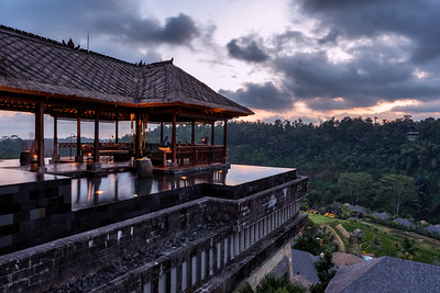 View of uBud's beautiful nature.