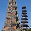 tempel in buurt Yehgangga