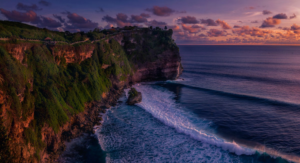 Last Light on Uluwatu