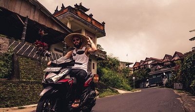When in Bali