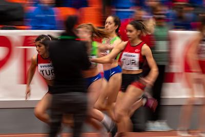 Sofia/Bulgaria - 13/02/2021 - Asics Arena, Balkan U20 Indoor Championships 2021