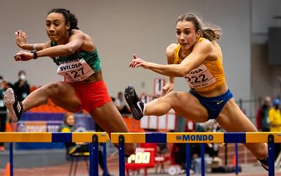 60m Hurdles, Women