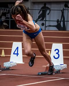 60m Running, Women