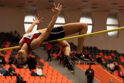 High jump, Women