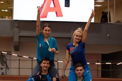 Balkan U20 Indoor Championships 2021 - Miscellaneous