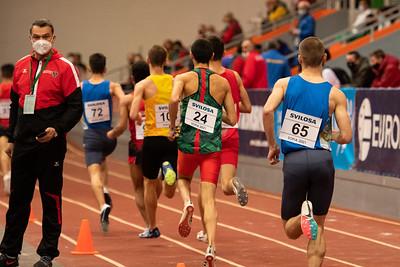 Running, 1500m, Men