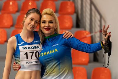 Running, 1500m, Women