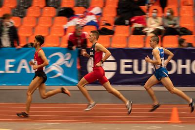 Running, 3000m, Men