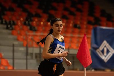 Running, 3000m, Women