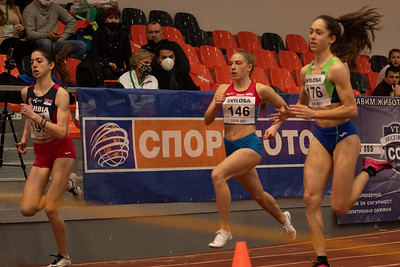 Running, 400m, Women