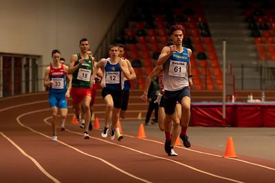 Running, 800m, Men