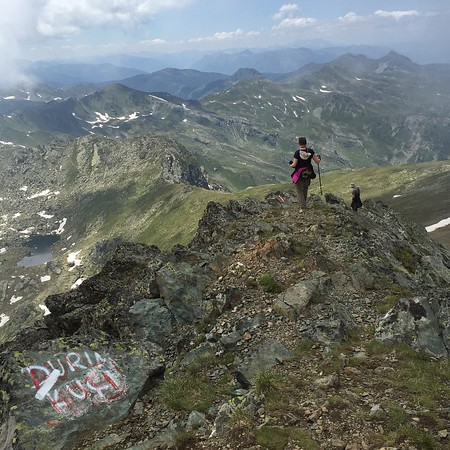 Mt. Gjeravica, Kosovo